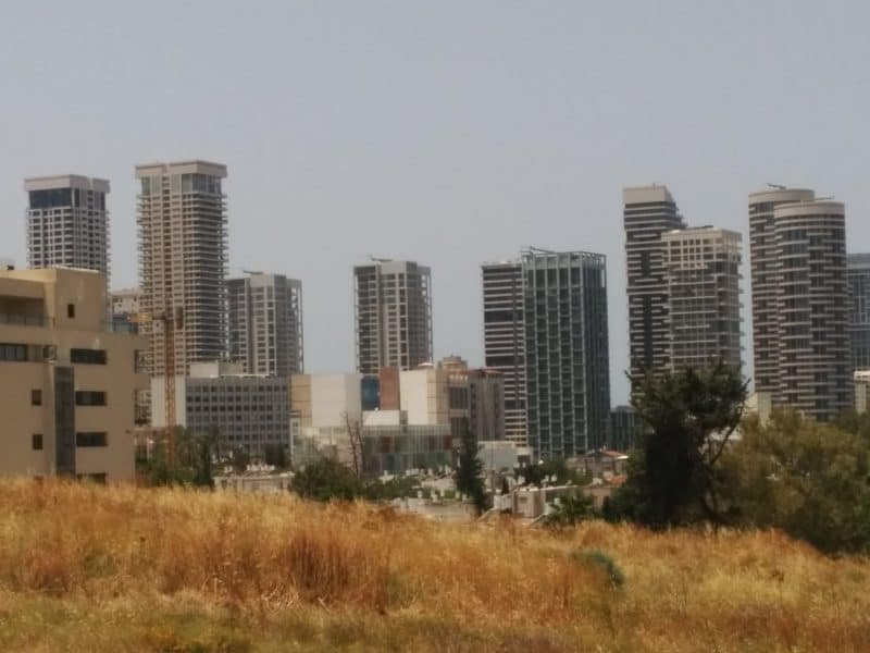 צילומים בעיר תל אביב