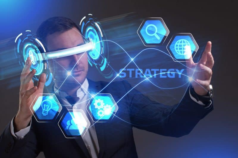 מציאות מדומה בעולם העסקי